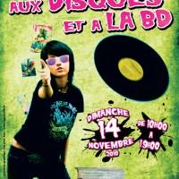 Bourse aux disques et à la BD 2010