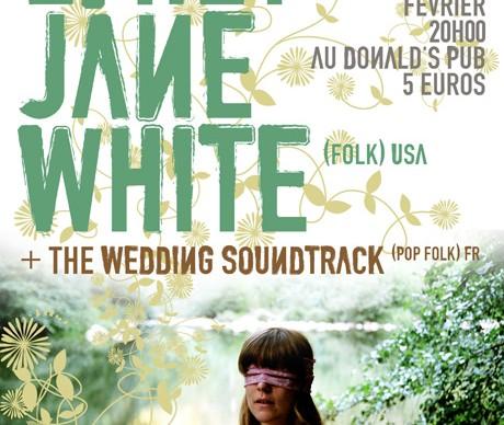 Emily Jane White + The Wedding Soundtrack