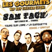 Les Gourmets + Sam Tach'