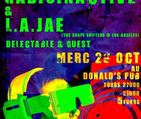 Radioinactive + L.A JAE