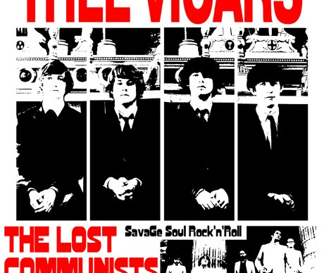 Thee Vicars + The Lost Communists