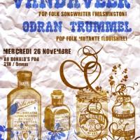 Vandaveer + Odran Trümmel