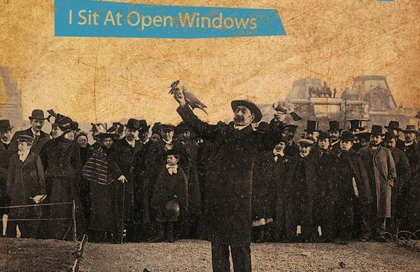 "Misophone - ""I sit at open windows"""