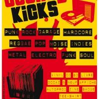 Flyer Teenage Kicks