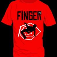Tee-shirt The Fingertips