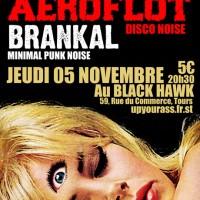 Aerôflôt + Brankal