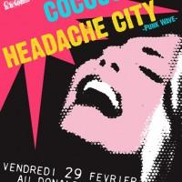 Cococoma + Headache City