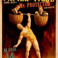 Papier Tigre + Mr Protector