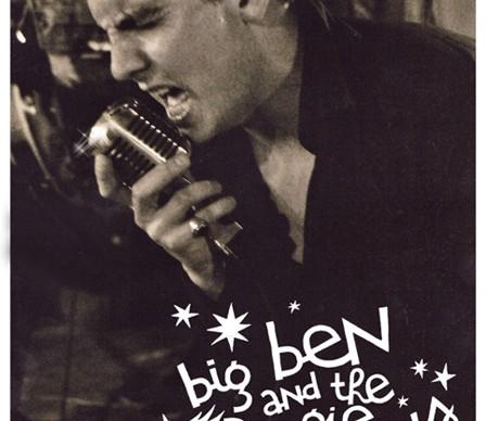 Carte postale Big Ben and the Boogie Boys