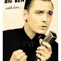 Carte postale Big Ben with love