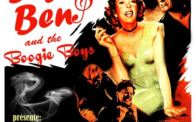 "Big Ben and the Boogie Boys - ""La dame aux Camel Light"""