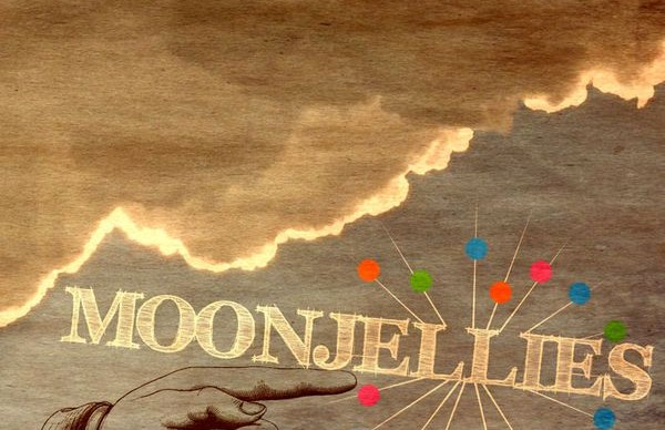 "Moonjellies - ""Jellies makig friends under a cloudless sea"""