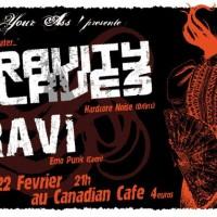 Gravity Slaves + Ravi
