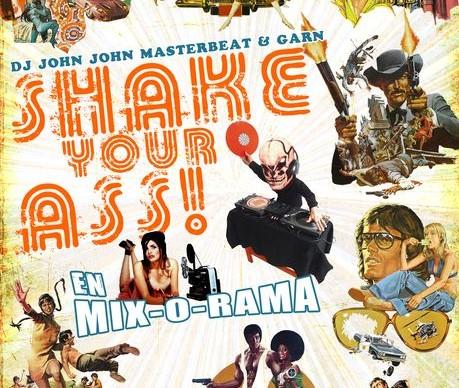 Carte postale - Shake your Ass !