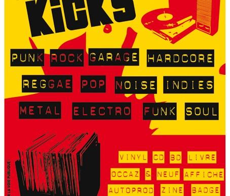Flyer Teenage Kicks