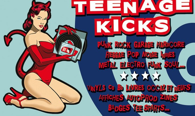 Teenage Kicks - 2
