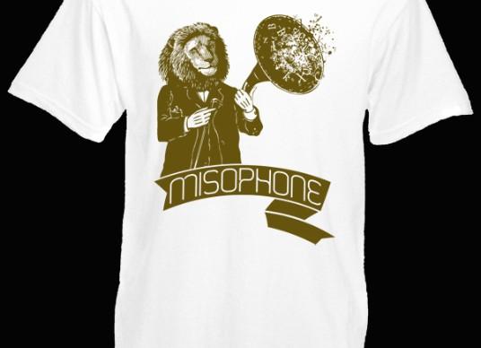 Tee-shirt Misophone